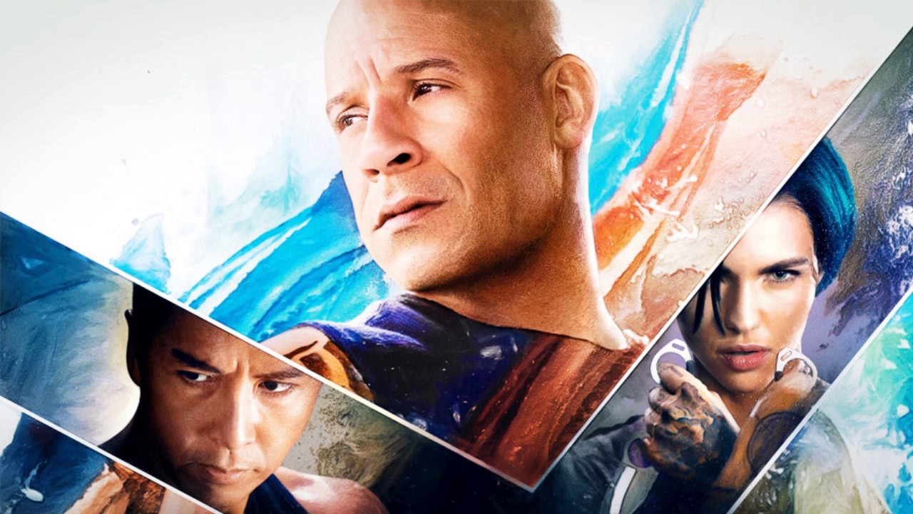 Filme Triplo X: Reativado