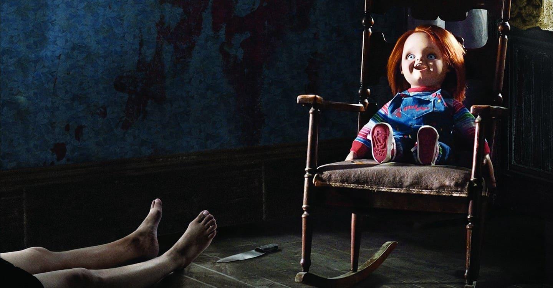 Cartaz do filme A Maldição de Chucky