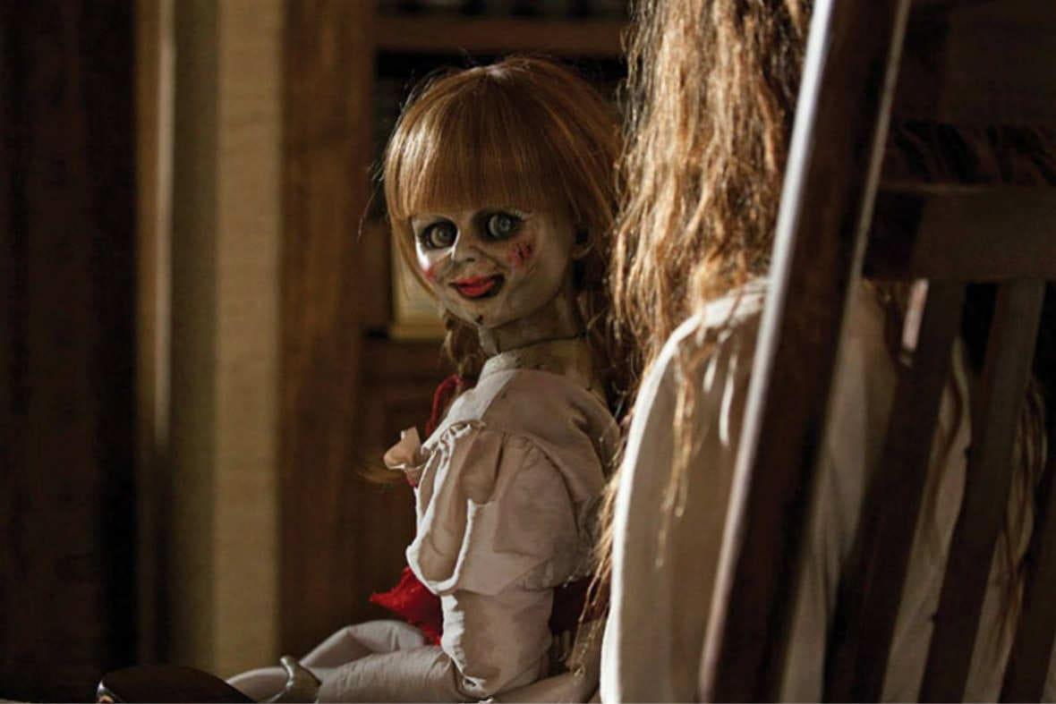 Cartaz do filme Annabelle 2: A Criação do Mal