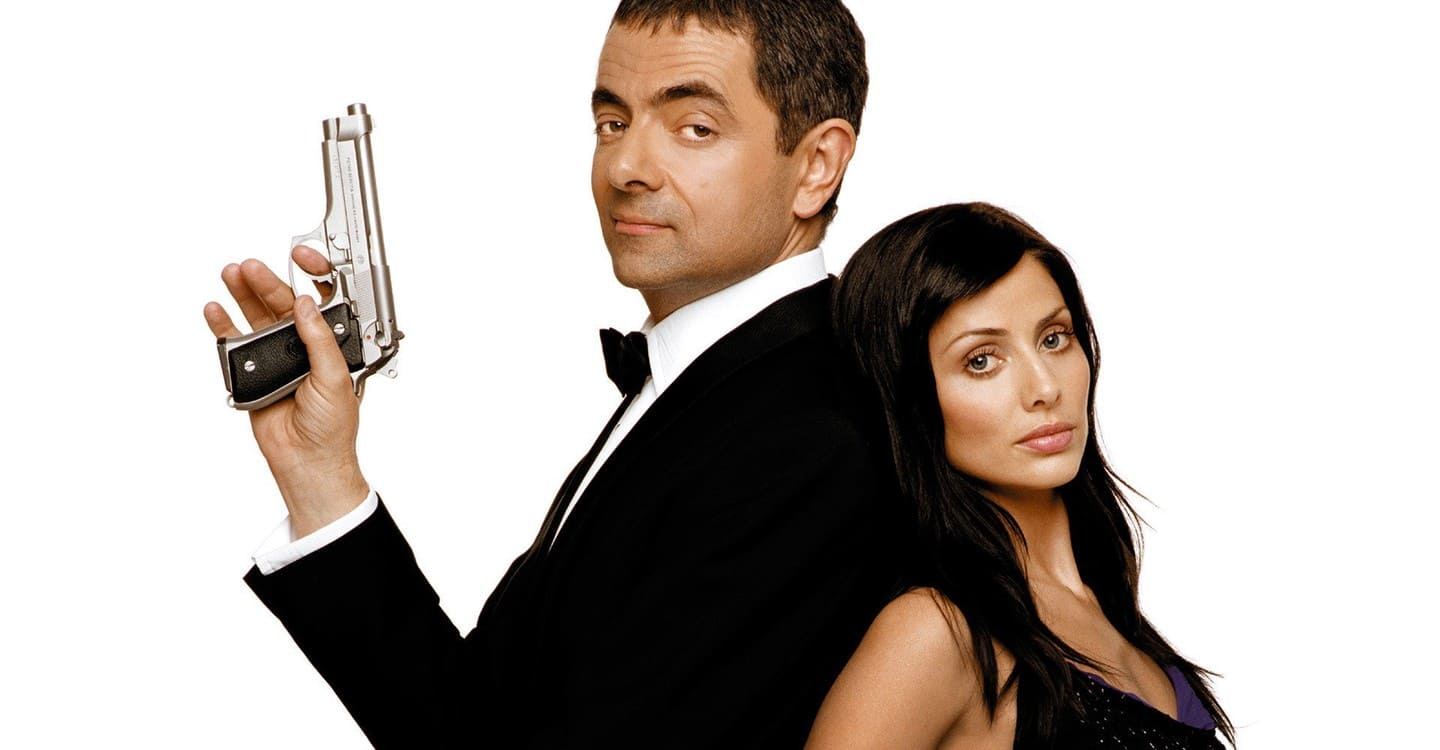 Filme Johnny English