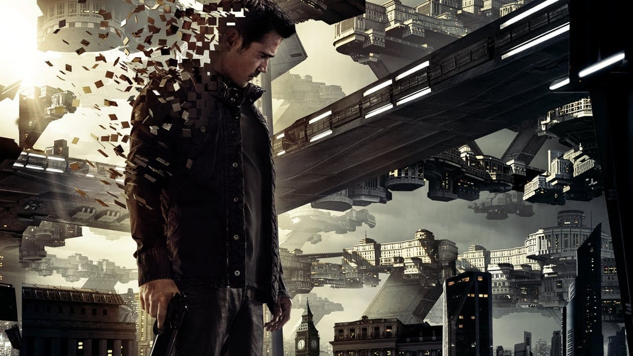 Cartaz do filme O Vingador do Futuro (2012) - O Filme