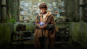 Cartaz do filme Tribes of Europa