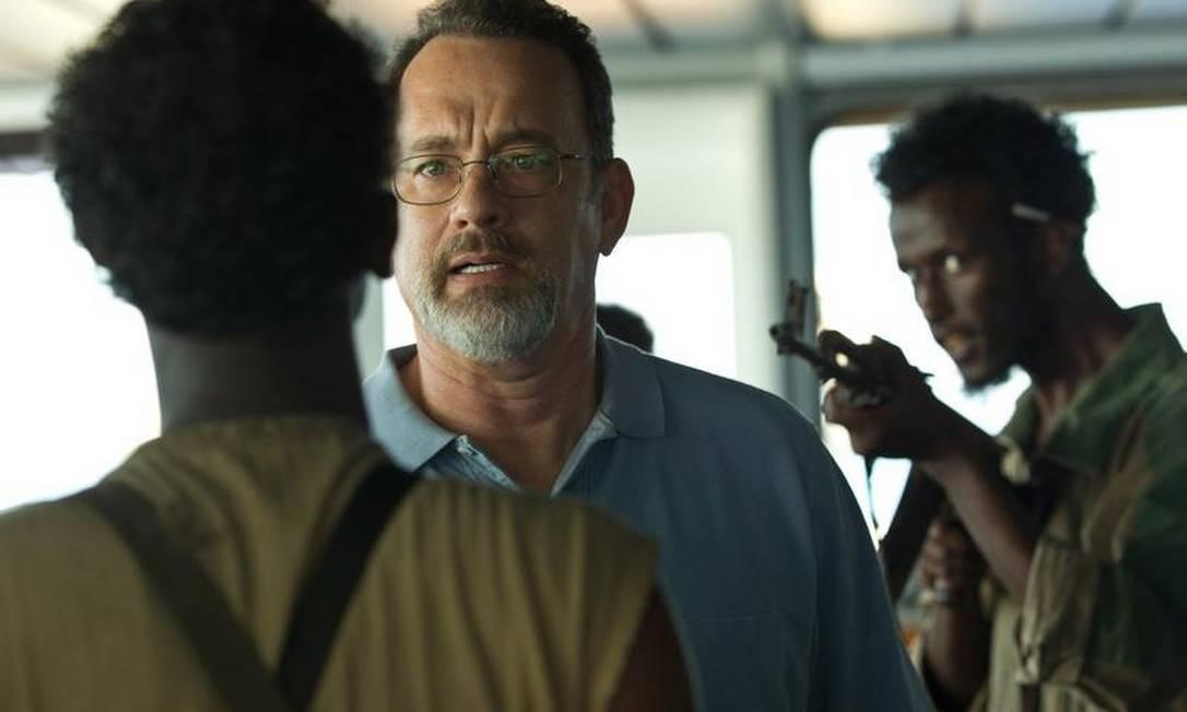 Cartaz do filme Capitão Phillips