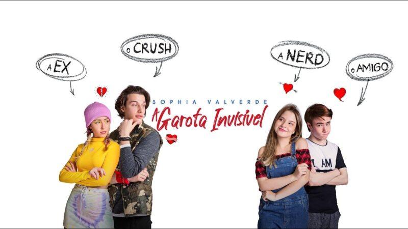 A Garota Invisível | Tudo sobre o filme com Sophia Valverde que chega à Netflix!
