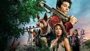 Cartaz do filme Amor e monstros