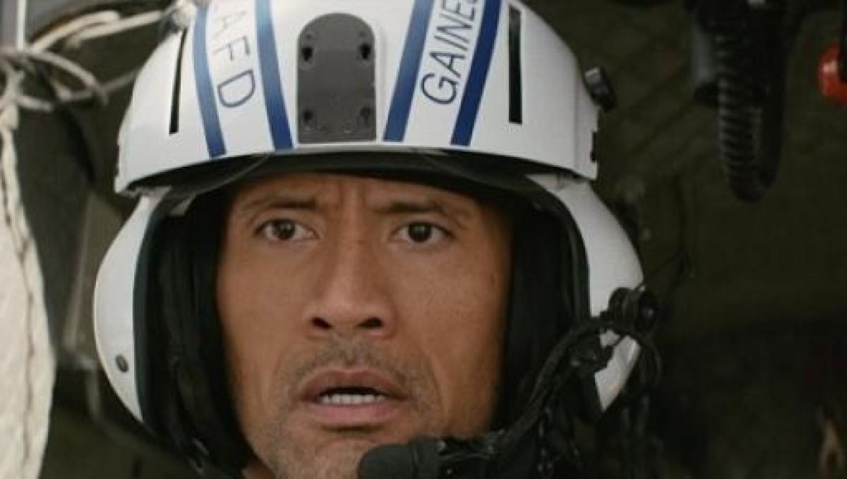 Cartaz do filme Terremoto: A Falha De San Andreas - O Filme
