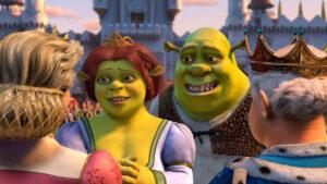 Cartaz do filme Shrek 2